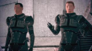 Feros-Jeong body guards