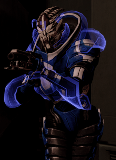 Blue Suns Centurion