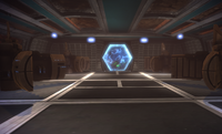 ME Luna Facility Second Defence
