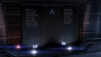 ME3 Memorial Wall