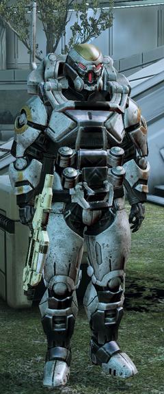 ME3 Cerberus Centurion