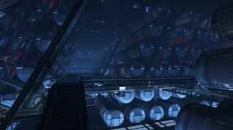 Citadel archives iridium vaults