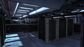 Lost Freighter trap room