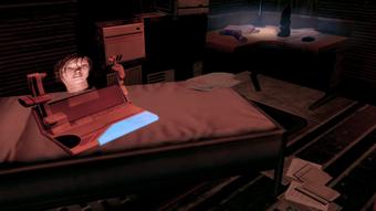 Omega - nef's room