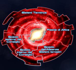Galaxy at War Map