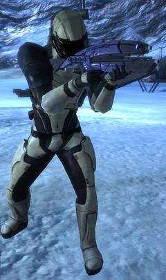 Human Mercenary