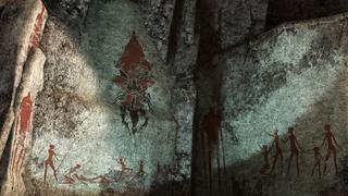 Namakli rock painting