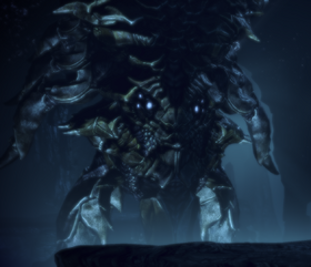 ME3 Leviathan Creature