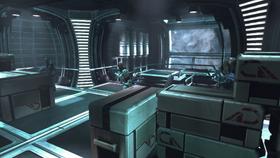 Noveria - Captain Ventralis on alert
