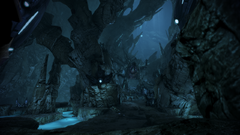 Attican traverse krogan team central chamber