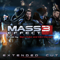 ME3 - Extended Cut cover