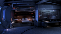ME3 Captain's Cabin