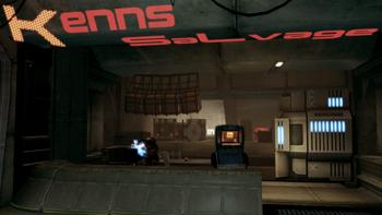 Omega - kenn's salvage