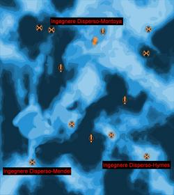 Missing Engineers Map