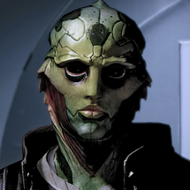 Thane Character Shot