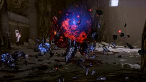 Aequitas - explosive gibs