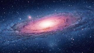 Andromeda galaxy briefing 1 shot