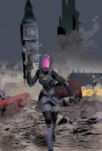 Homeworlds Issue Two cover alternate