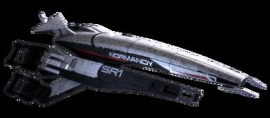 Normandy Render