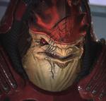 Wrex Character Shot