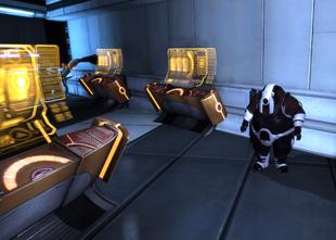Doran at Quasar Machines