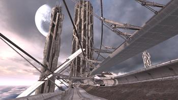 Feros skybridge