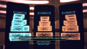 Noveria-Mira core activation mini-game