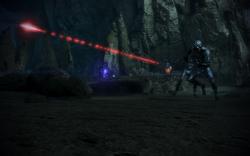 Attican traverse krogan team fight scene 1