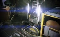 Fuel reactors - barrier engine