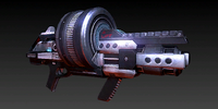 ME2 HW - Grenade Launcher