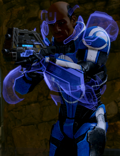 Lieutenant Locke