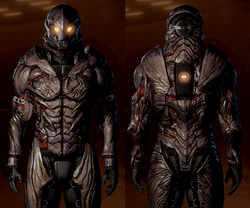 ME2 Collector Armor