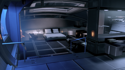 Normandy SR2 Captains Cabin