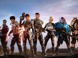 Pathfinder Mission Team (MR)