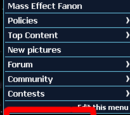 Mass Effect Fanon:New page tutorial