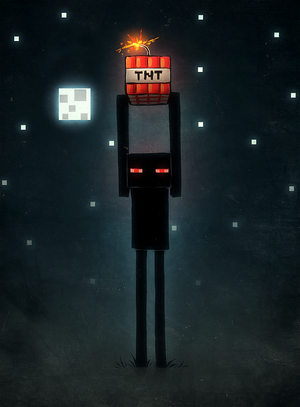 Enderman by pikishi-d45i4zs