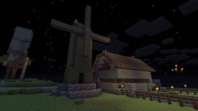 Bloods windmill