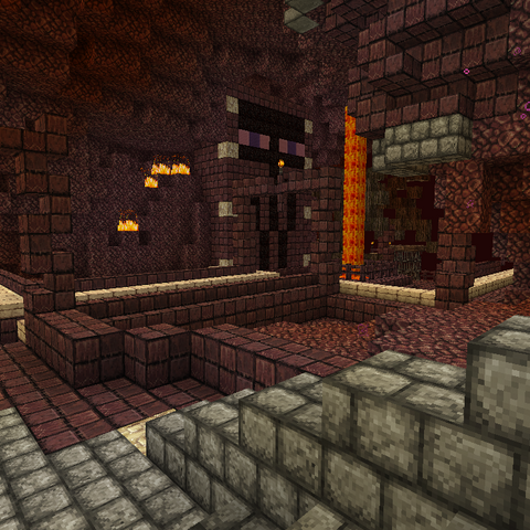 The Nether Spawn