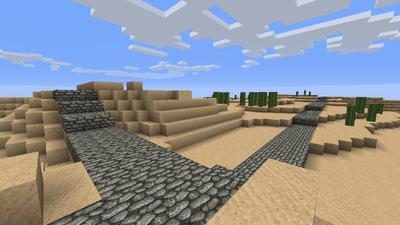 Sentinels Farmlands Road at Desert