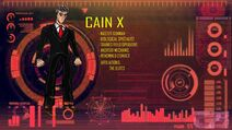 Cain X Skills