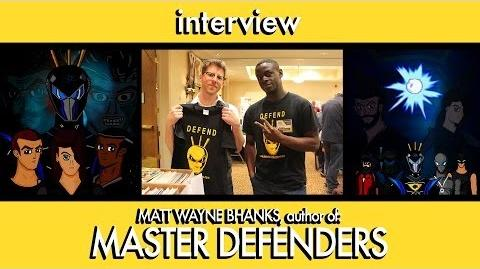 Matt Bhanks Interview! COMIC BOOK SYNDICATE