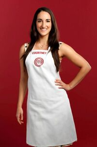 Courtney MasterChef