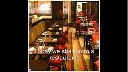 Ordering at Restaurants