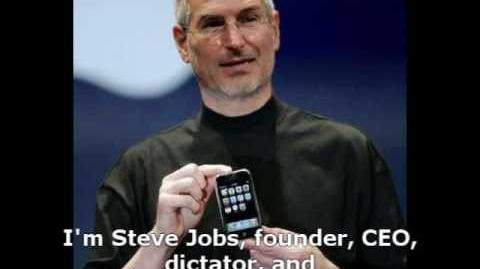 Meet the Ancients Episode 2 Steve Jobs