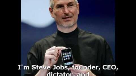 Meet the Ancients Episode 2 Steve Jobs