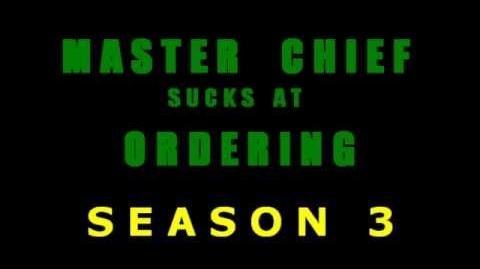 Master Chief Sucks at Ordering Season 3-TEASER