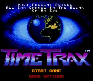 Time Trax - Tim Follin