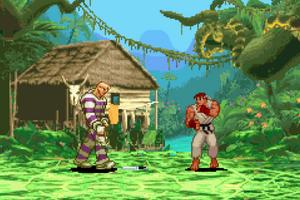 Street Fighter Alpha 3 Upper