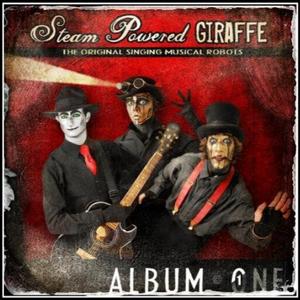 Album One - Steam Powered Giraffe