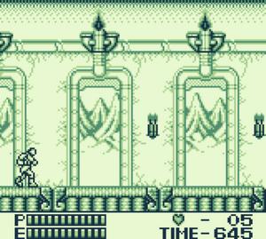 Castlevania The Adventure II Belmont's Revenge